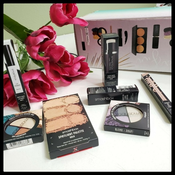 Smashbox Other - Smashbox 7 Item Fun In The Sun Limited Collection